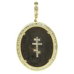 Orthodox Christian Medal Pendant