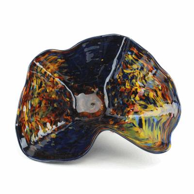 Monet Glass Bowl