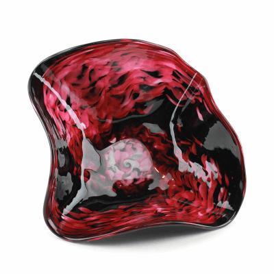 Red Devil Glass Bowl