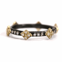 Crivelli Diamond Stack Ring - 02153