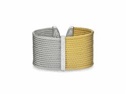 Classique Color Block Cuff Bracelet