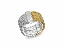 Classique Color Block Ring