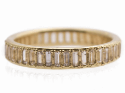 18k Yellow Gold Ring - 13429