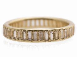 18k Yellow Gold Ring - 13429