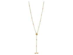 18k Yellow Gold Necklace - 00906