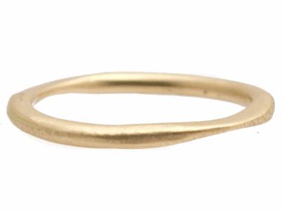 18k Yellow Gold Ring - 10513.0