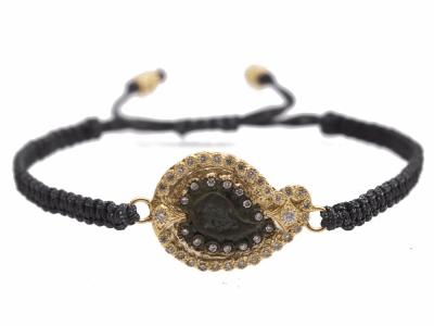 18k Yellow Gold Bracelet - 10505