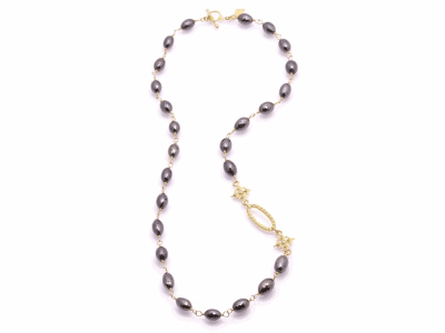 18k Yellow Gold Necklace - 07514