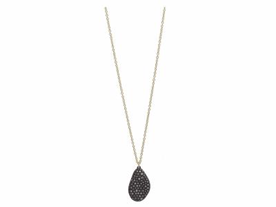 Champagne Diamond Necklace - 11636.0