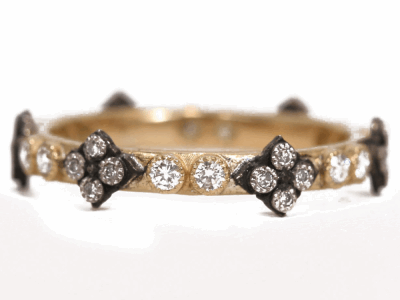 Sterling Silver Ring - 02407