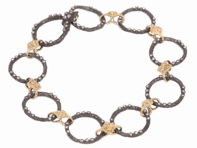 Sterling Silver Bracelet - 02601