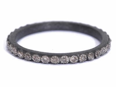 Champagne Diamond Ring - 03220