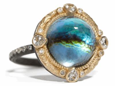Sterling Silver Ring - 04693