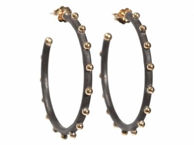 Sterling Silver Earring - 05183