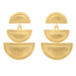 Triple Telsum Earrings