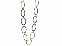 18k Yellow Gold Necklace - 00994