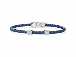 Blueberry Diamond Bracelet