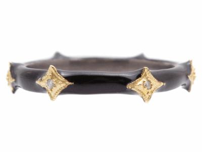18k Yellow Gold Diamonds - 15609