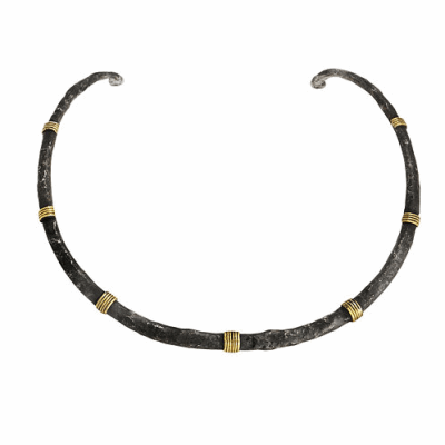 Primitive Wire Wrapped Choker